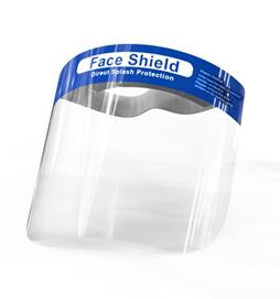 careta mascara de protección facial